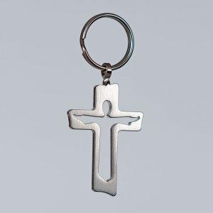 Schlüsselanhänger mit Ring